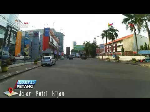 "Ditegur Jokowi, Pemkot Medan ""Tancap Gas"" Perbaiki Jalan"