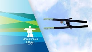 Nordic Combined - Normal Hill, 10KM Highlights - Vancouver 2010 Winter Olympic Games