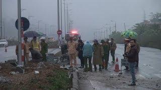 Tài xế gây tai nạn giao thông khiến 5 công nhân tử vong tại Hà Giang đã ra trình diện công an