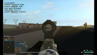 Phantom Forsec | Duy Roblox YT | Episode 1: Sniper with Aim X3