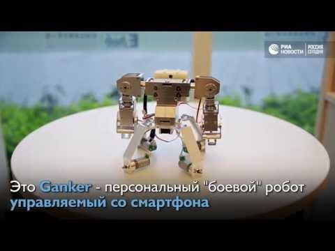 Персональный боевой робот Ganker