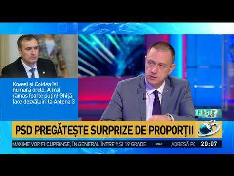"""Mihai Fifor, reacție după dezvăluirile lui Liviu Dragnea: """"Statul Paralel există și se manife"""