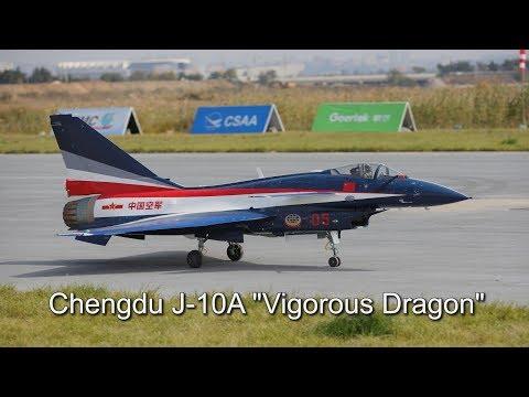 """""""EMERGENCY LANDING"""" JWM 2019 Chengdu J 10 A """"Vigorous Dragon"""""""