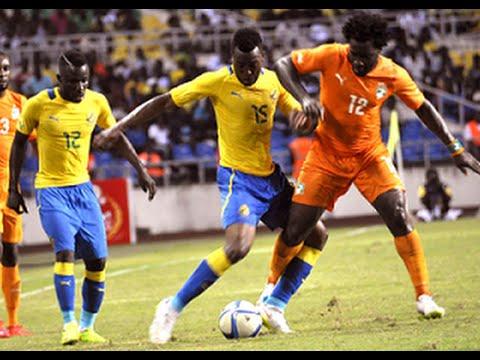 [Elim Can 2017/J1/Gabon 0-0 Côte d'Ivoire](14.06.2015) Le Match Complet