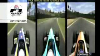 F1 Career Challenge Promo