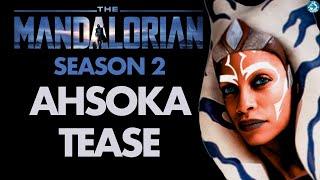 Ahsokas Look Teased f๐r The Mandalorian Season 2