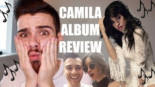 Camila Cabello's Self-Titled Album CAMILA REACTION / REVIEW - mikaelmmelo
