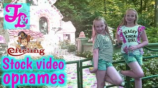 Efteling stock video opnames