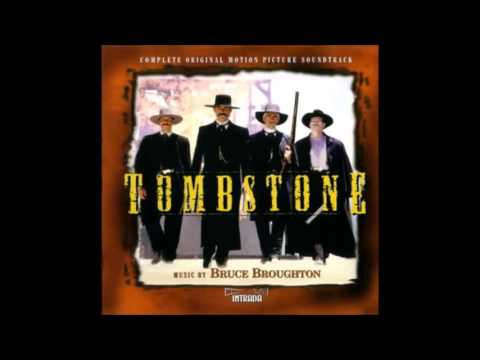 Tombstone (OST) - You're No Daisy, Finishing It