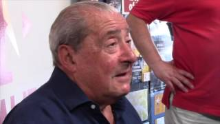 BOB ARUM BREAKSDOWN SERGEY KOVALEV v ANDRE WARD / iFL TV