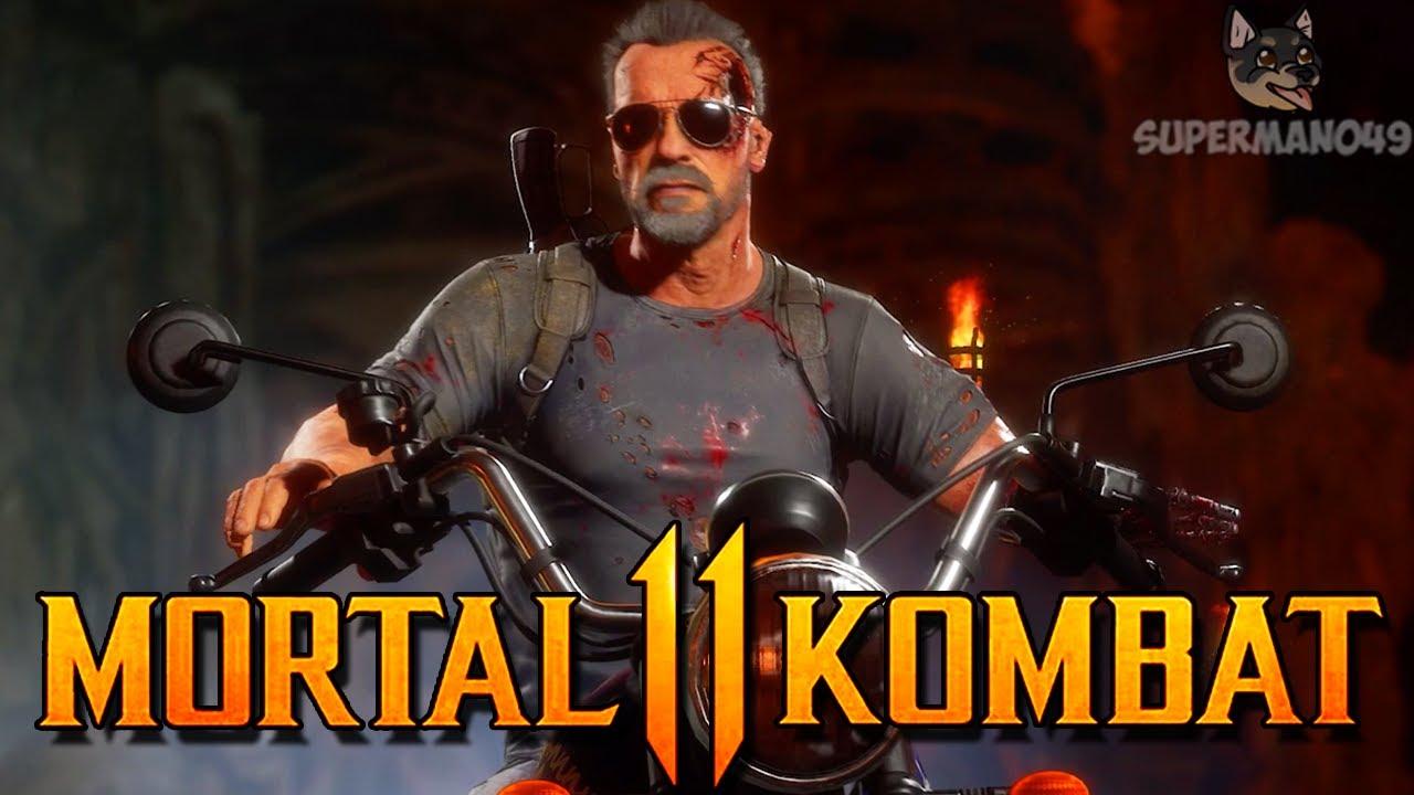 "Download MY BEST BRUTALITY COMBO EVER WITH TERMINATOR! - Mortal Kombat 11: ""Terminator"" Gameplay"