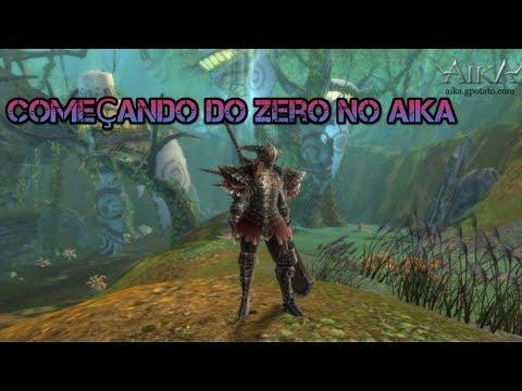 Aika Online Começando Do Zero