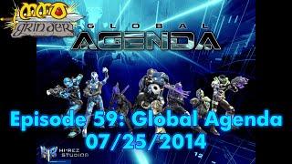 MMO Grinder: Global Agenda review