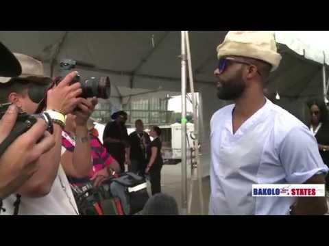 Fally Ipupa, Usher, Mary J Blige, D' Banj a Washington DC pour la banque Mondiale(Intégralité)