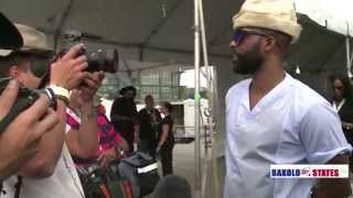 Fally Ipupa, Usher, Mary J Blige, D