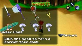 Ape Escape: On the Loose - 10 - Super Hoop & Crabby Beach