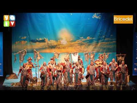 Los Perdidos Comparsa Algeciras Carnaval 2019