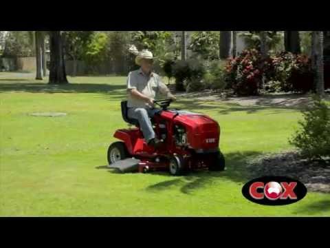The New Cox Stockman 4000 Series