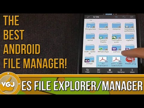 The GREATEST Android Apps: #68 ES File Explorer File Manager