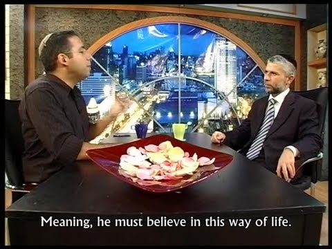 Am I a Missionary if I Try to Spread Judaism? - Rabbi Zamir Cohen