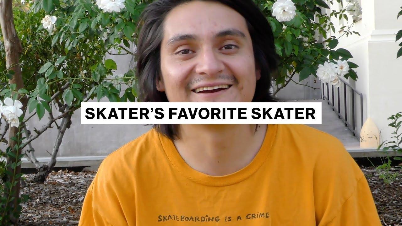 Skater's Favorite Skater | Stevie Perez | Transworld Skateboarding