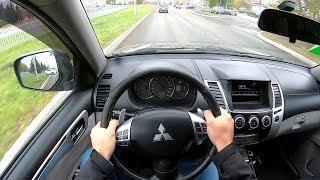 2013 Mitsubishi Pajero Sport 2.5DI-D (178) POV TEST Drive
