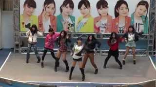 Fairies オープニングダンス ♪Love(リハ)