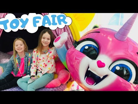 Our Visit to New York Toy Fair 2019