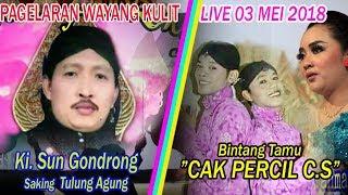 "Gambar cover LIVE. Ki. Sun Gondrong Lakon ""Kongso Adu Jago"""