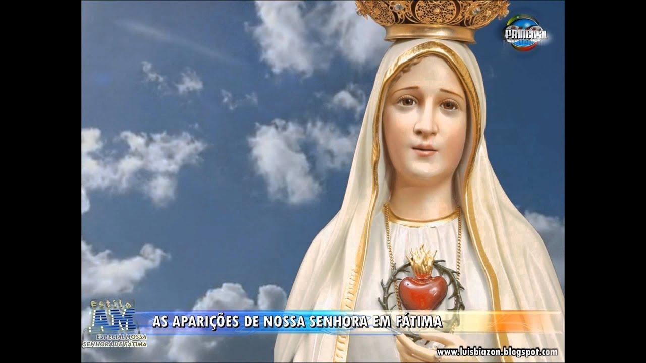 Mensagens De Nossa Senhora Para Facebook: A HISTÓRIA DE NOSSA SENHORA DE FÁTIMA