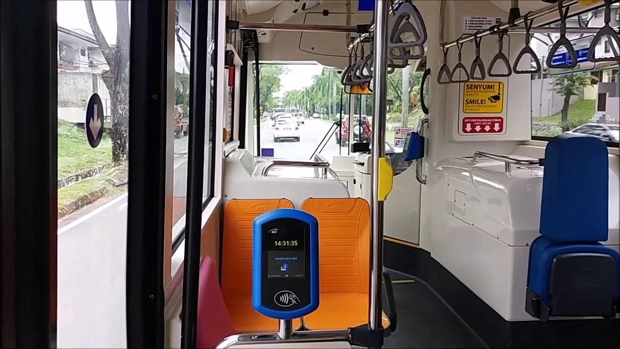 Rapid kl bus route