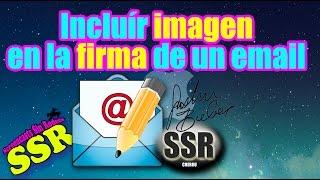 Poner imagen en tu firma al enviar un email automáticamente