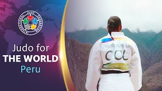 Judo For The World- PERU