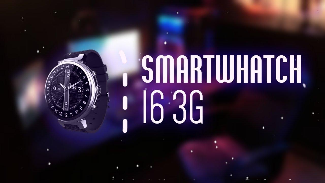 I6 3g Smartwatch S Gearbest