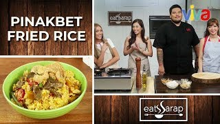 [Eats Sarap] EP3: Pinakbet Fried Rice