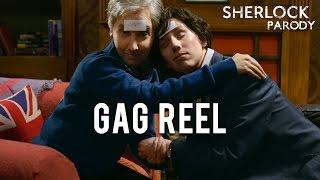 Sherlock Parody - Gag Reel