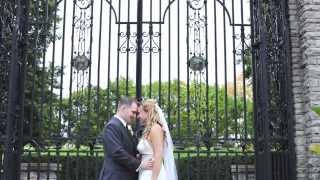 Heidi & Sean {Get Married} a Royal Botanical Gardens Wedding in Burlington