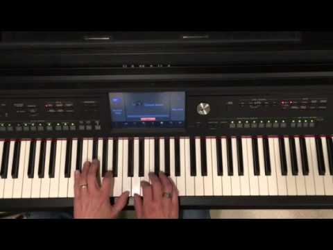Learn to play Jazz Piano via the song Ain't Misbehavin' - PR & MMMA