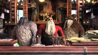 Legendárna partia [Rise of the Guardians] trailer CZ