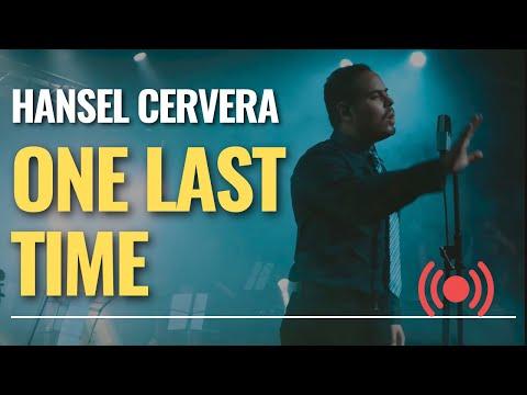 Hansel Cervera - One Last Time (Live) ft. Orquesta Parroquia Santa Cruz de Apostolado