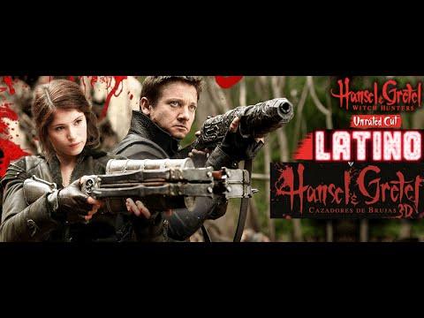 Hansel y Gretel: Cazadores de Brujas (2013) Trailer #1 (Audio Latino)