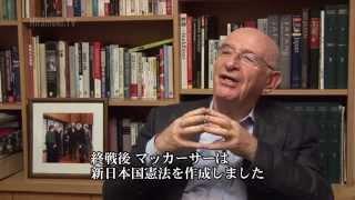 ベン=アミー・シロニー教授 「日本の強さの秘密を探るー日本とユダヤの深い関係」ロングバージョン53分