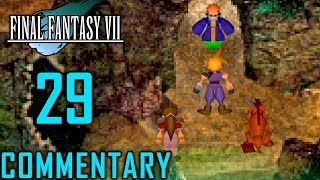 Final Fantasy VII Walkthrough Part 29 - Cosmo Candle Conversations & Cave Of The Gi Entrance