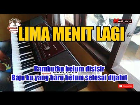 Lima Menit Lagi - Ine sinthya - Karaoke Dangdut - [Vidio lirik] - #Muhamad sidikKORG