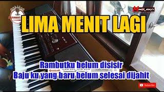 Karaoke dangdut 2019 - Lima Menit Lagi - [Vidio lirik]