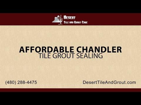 Affordable Chandler Tile Grout Sealing   Desert Tile & Grout Care