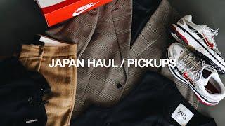 HUGE Japan Haul: ASOS, Nike, Zara, Uniqlo, & More