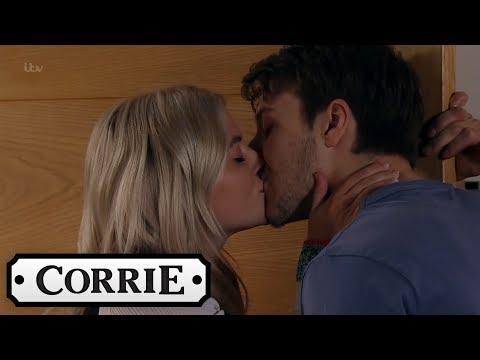 Coronation Street - Romance Blossoms Between Bethany and Ryan