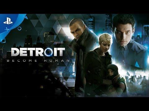 特報:『Detroit: Become Human』2018年5月25日発売