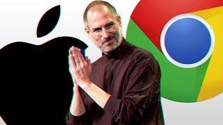 Что Будет, Если Apple и Google обьединятся???